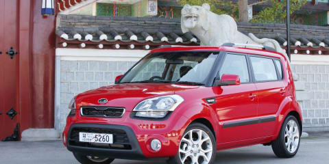 Kia announces MY12 Soul