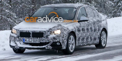 1 Series Sedan:: BMW Australia hunting Mercedes CLA rival