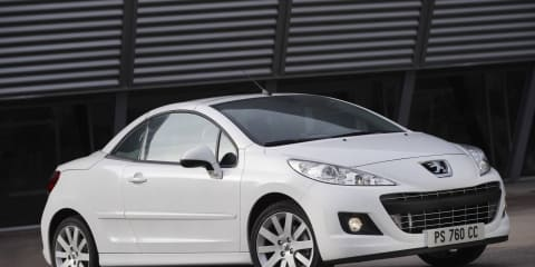 2010 Peugeot 207 released with an Aussie touch