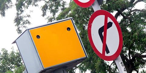 UK motorists don't trust speed cameras