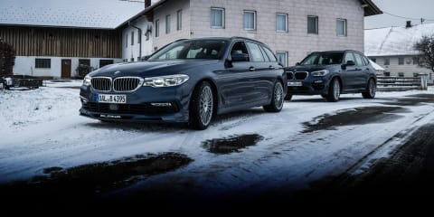 Alpina B5 Biturbo Touring, XD3 prototype review
