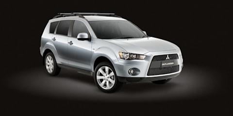 Mitsubishi Outlander ACTiV special edition announced