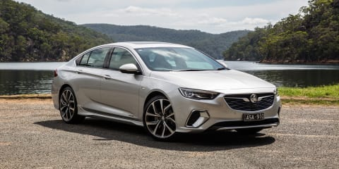 2018 Holden Commodore VXR review