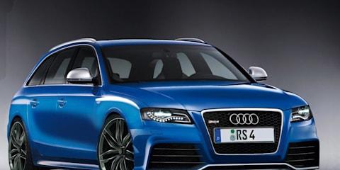 Audi RS4 and Audi TT RS Plus set for Geneva debut