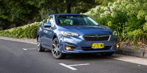 2017 Subaru Impreza 2.0i-L sedan review