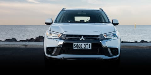 2018 Mitsubishi ASX ES review