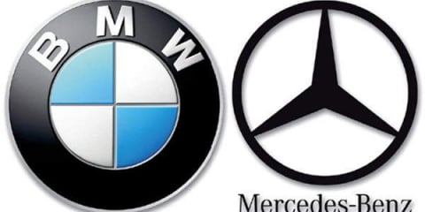 BMW shares rise over Daimler speculation