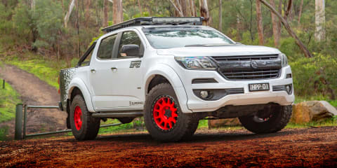2019 Holden Colorado review: Harrop Superado