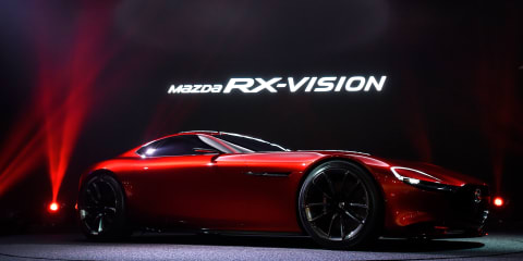 Mazda SkyACTIV-R rotary engine: turbo inevitable, no electrification