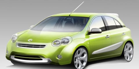 smart five door for US to be based on Nissan Micra