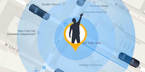 Volkswagen invests in Gett ride-sharing app