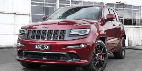 2016 Jeep Grand Cherokee SRT Night Review
