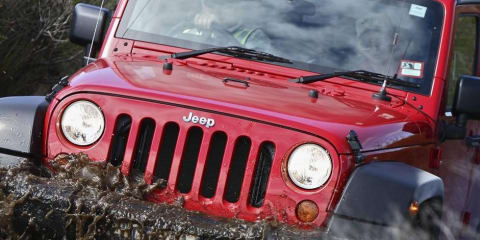 Jeep to make new entry level model by 2013