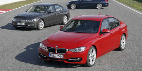 2012 BMW 318d, 320i prices and specifications