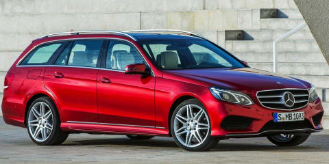 2013 Mercedes-Benz E-Class revealed in leaked images