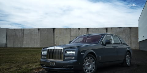 2015 Rolls-Royce Phantom Series II Review