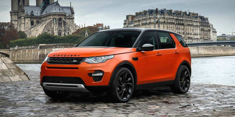 Land Rover Discovery Sport v Range Rover Evoque clash will lead to bigger sales, says LR