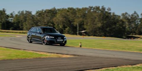 Audi RS3 v BMW M2 v Mercedes-AMG A45 Comparison: Track Test