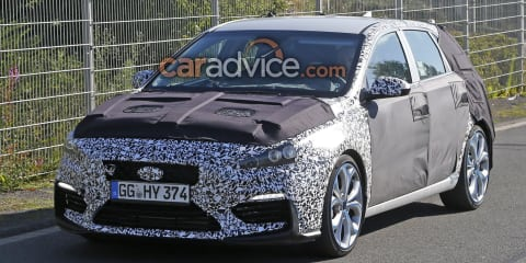 Hyundai N performance brand set for six models by 2019, i30 N to start