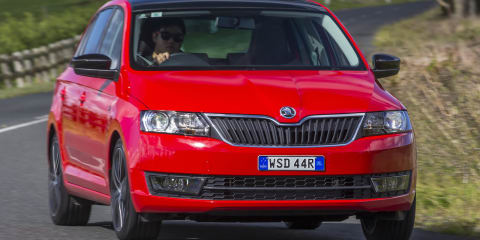 2015 Skoda Rapid : Specification upgrade to bring touchscreen and satellite navigation
