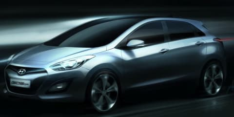2012 Hyundai i30 to be unveiled at Frankfurt Motor Show