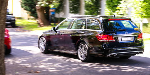 Mercedes-Benz E400 Estate: Week with Review