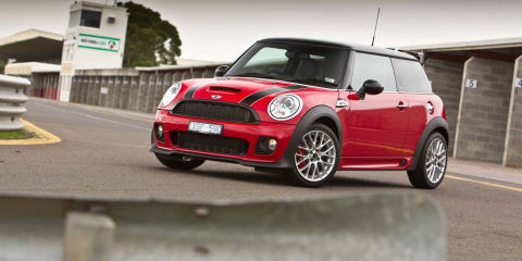 MINI John Cooper Works Challenge Edition released