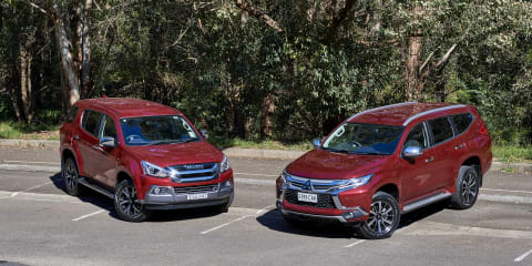 Isuzu MU-X outsells direct rivals again