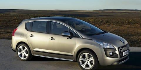 Peugeot 3008 wins prestigious Auto Europa award