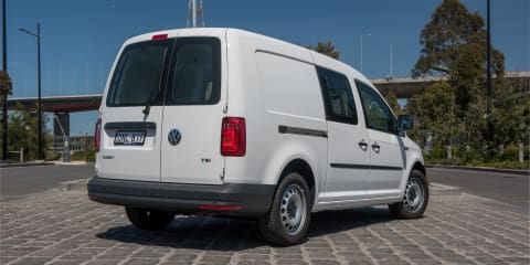 2018 Volkswagen Caddy Maxi Crewvan review