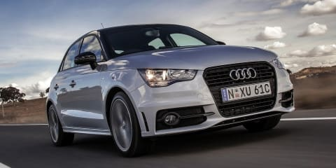 Audi A1 Sportback S line Competition Limited Edition released