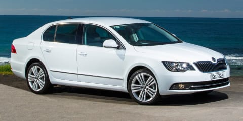 2014 Skoda Superb pricing and specifications