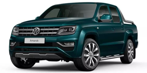 Volkswagen Amarok V6 gets a power boost