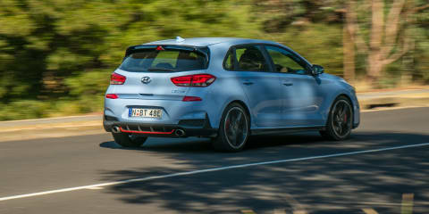 Hyundai i30N orders backlogged to November