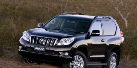 Toyota Australia introduces three-door next-gen Prado