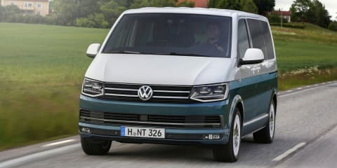 Volkswagen Multivan Generation Six Review