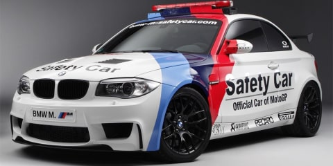 2011 BMW 1 Series M Coupe Moto GP safety car