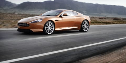 2011 Aston Martin Virage Coupe and Volante revealed