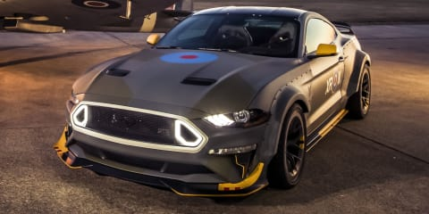 2018 Ford Mustang GT Eagle Squadron unveiled
