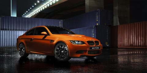 2012 BMW M3 Coupe Pure Edition II: 50 confirmed for Australia