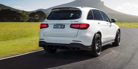 2018 Mercedes-AMG GLC 63 S sets Nurburgring lap record for SUVs