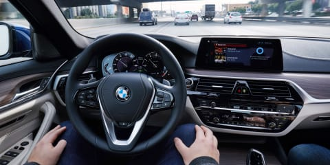 BMW: Autonomous tech continues to outpace regulations