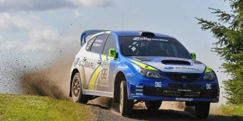 Video: Travis Pastrana sets new world record in Subaru Impreza STI