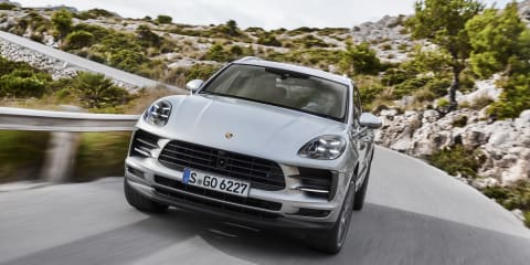 2019 Porsche Macan S pricing and specs