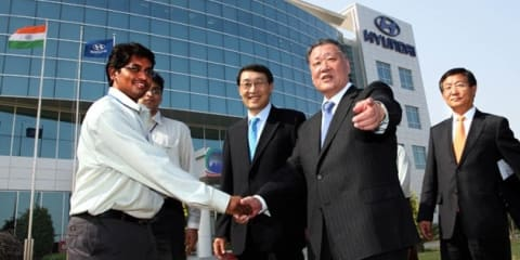 Hyundai opens new R&D centre in India