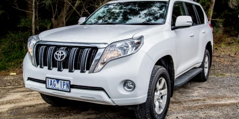 2014 Toyota Prado GXL Review