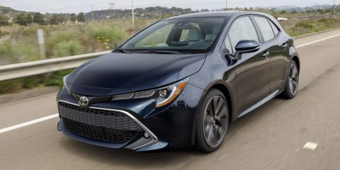 2019 Toyota Corolla: Hybrid powertrain detailed