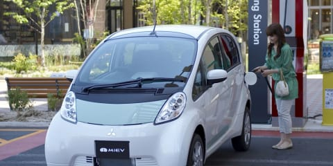 Mitsubishi to launch i-MiEV in Australia