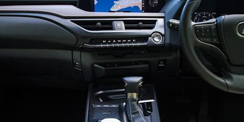 2020 Lexus UX200 Luxury review