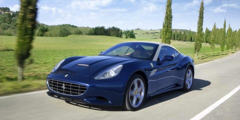 2012 Ferrari California: Quicker, lighter and more powerful